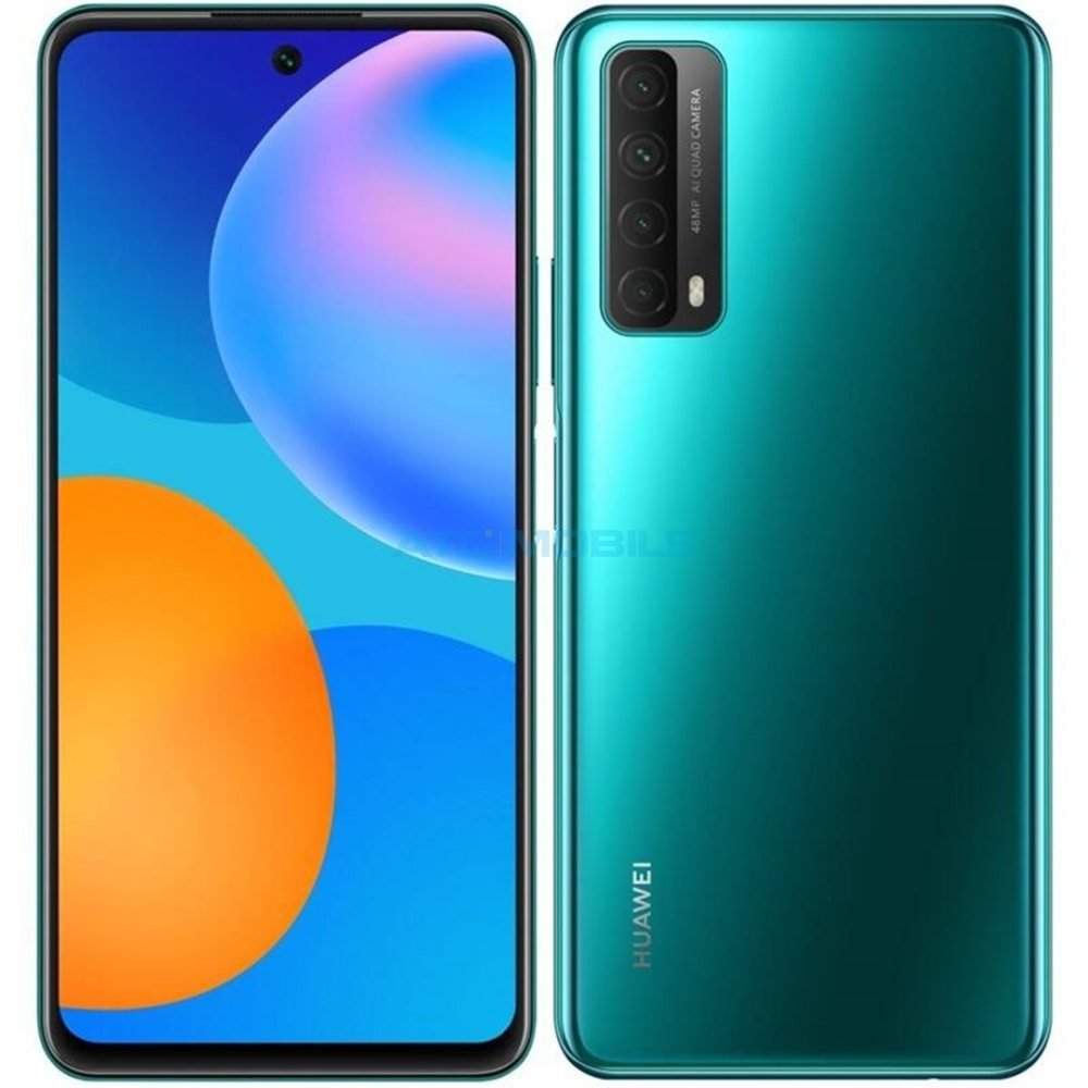 Huawei P Smart 2021 DualSIM (PPA-L22B) zelený (Crush Green)