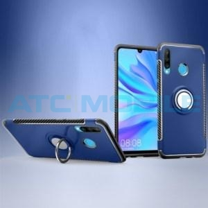 Armor Protective Case Huawei P30 Lite Navy Blue