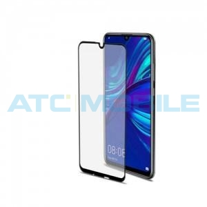 Celly Full Glass Huawei P Smart 2019, Honor 10 Lite černé
