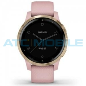 Garmin vívoactive4S Dust Rose/Light Gold