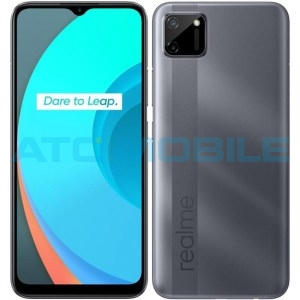 Realme C11 DualSIM (3/32GB) šedý (Pepper Grey)