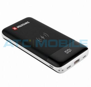 Powerbanka SWISSTEN ALL-IN-ONE 10000 mAh