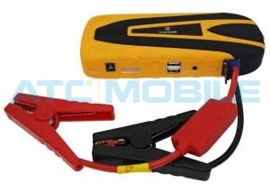Viking Car Jump Starter ZULU 16 Plus (16000 mAh) - start auta, mobil, notebook + kompresor žlutá